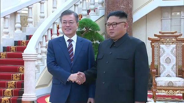 Korea-Gipfel weckt Hoffnungen auf Fortschritt bei atomarer Abrüstung