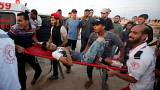 Gaza : deux Palestiniens tués à la frontière