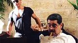 Maduro a pranzo in un ristorante di lusso a Istanbul, sdegno in Venezuela