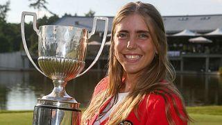 Conmoción por el asesinato la golfista española Celia Barquín en EEUU