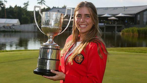 Golf-Europameisterin Celia Barquín (22) in den USA ermordet