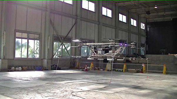 مشروع السيارة الطائرة