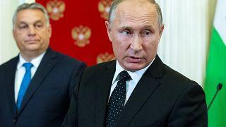 Putyin és Orbán