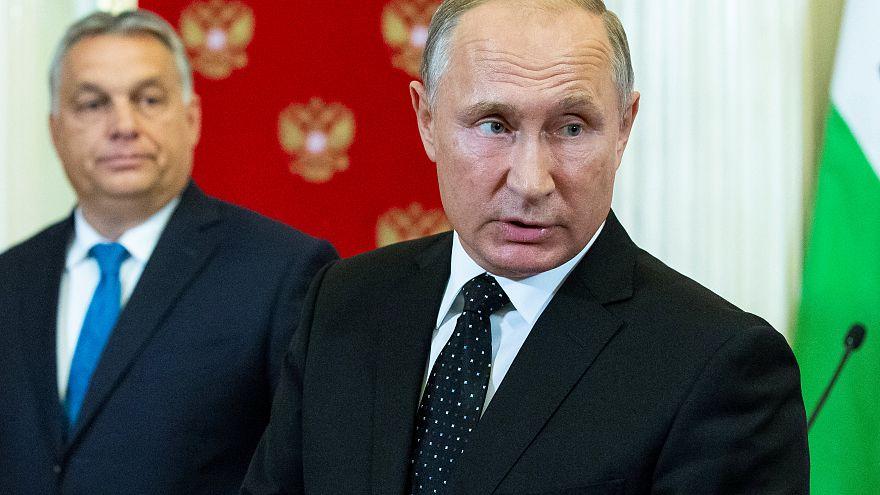 """Puschkow: """"EU-Sanktionen sind Taktik, Orban hat eine Strategie"""""""