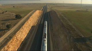Espanha lança TGV privado entre Madrid e Montpellier