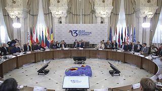 Három Tenger-csúcs megállapodásokkal