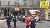 Trágico derrumbe en el hotel Ritz de Madrid durante la reforma del edificio