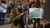 شادی در دادگاه عالی آفریقای جنوبی پس از قانونی شدن مصرف ماریجوانا