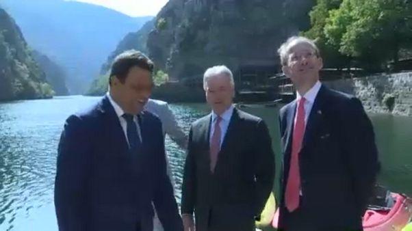 Γερμανία και Βρετανία στηρίζουν τη Συμφωνία των Πρεσπών