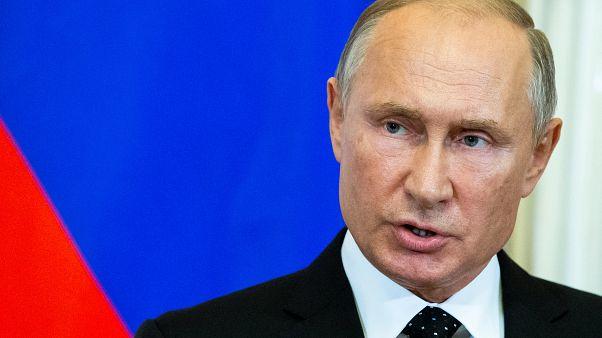 Πούτιν: «Τυχαίο περιστατικό» η κατάρριψη του ρωσικού στρατιωτικού αεροσκάφους