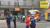 """Ein Toter bei Einsturz am """"Ritz"""" in Madrid"""