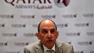 أكبر الباكر، الرئيس التنفيذي للخطوط الجوية القطرية