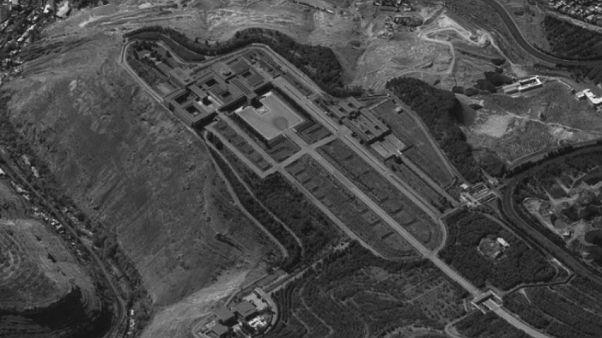 İsrail'den Esad'a gözdağı: Şam'daki başkanlık sarayının fotoğraflarını paylaştı