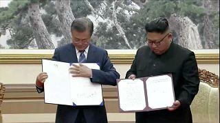 Северная Корея согласилась на денуклеаризацию