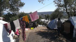 Η κατάσταση μέσα στον προσφυγικό καταυλισμό στη Μόρια