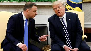 """Fort Trump"": Polen könnte bald US-Militärbasis bekommen"