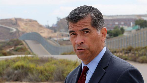 California Attorney General Xavier Becerra on Sept. 20, 2018