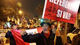El todo o nada del Gobierno peruano contra la corrupción
