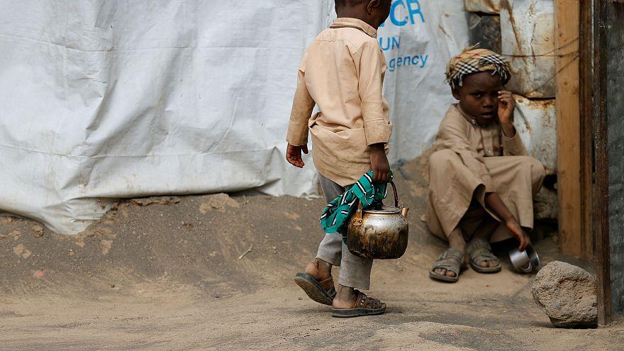 مخاطر المجاعة تلوح في اليمن وتهدد ملايين الأطفال