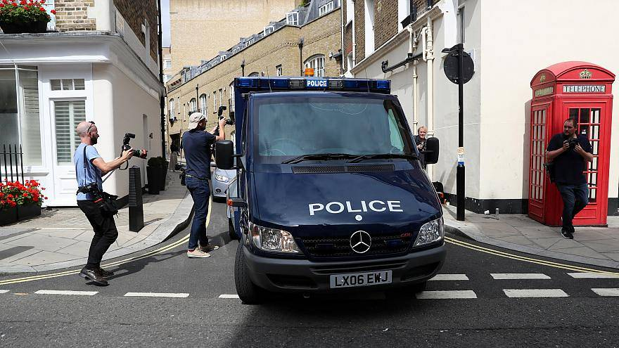 Londra cani saldırı