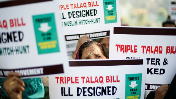 Muslim women India triple talaq