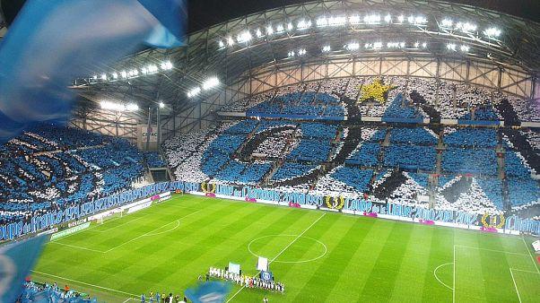 Ligue Europa : un Vélodrome vide pour OM - Francfort