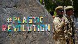 Plastique : le business du recyclage
