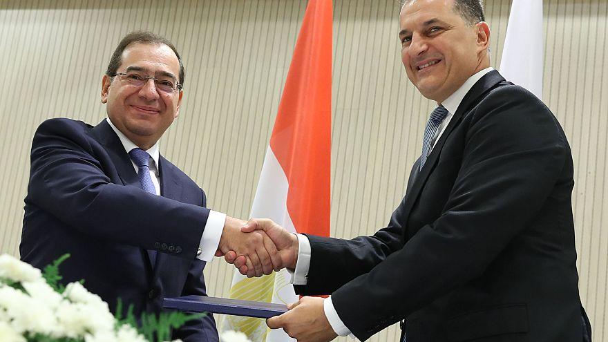 Υπεγράφη η συμφωνία για τον αγωγό φυσικού αερίου Αιγύπτου-Κύπρου