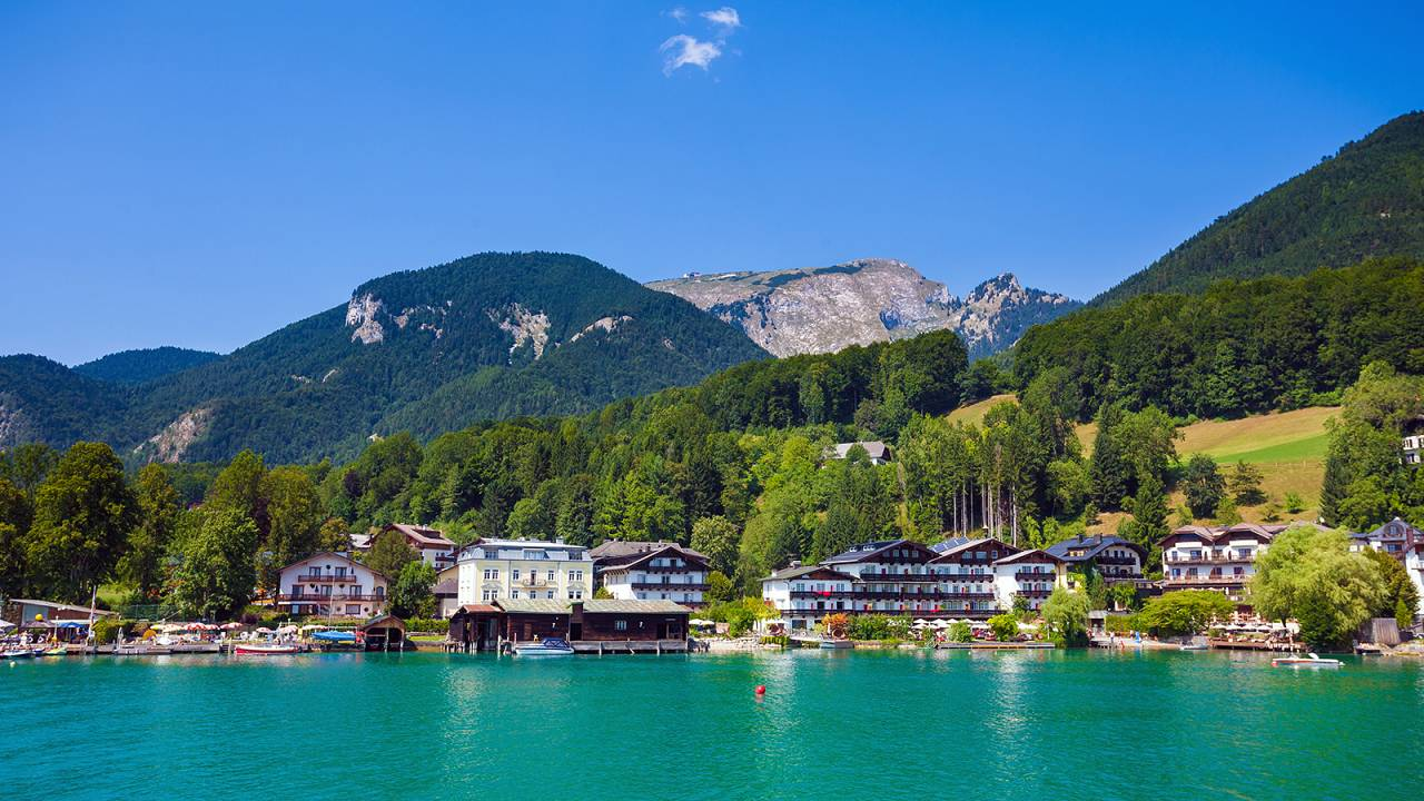 Climate change and tourism: The Alps may become an even more attractive summer destination