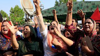 Jubel in Islamabad: Ex-Regierungschef Sharif aus Haft entlassen