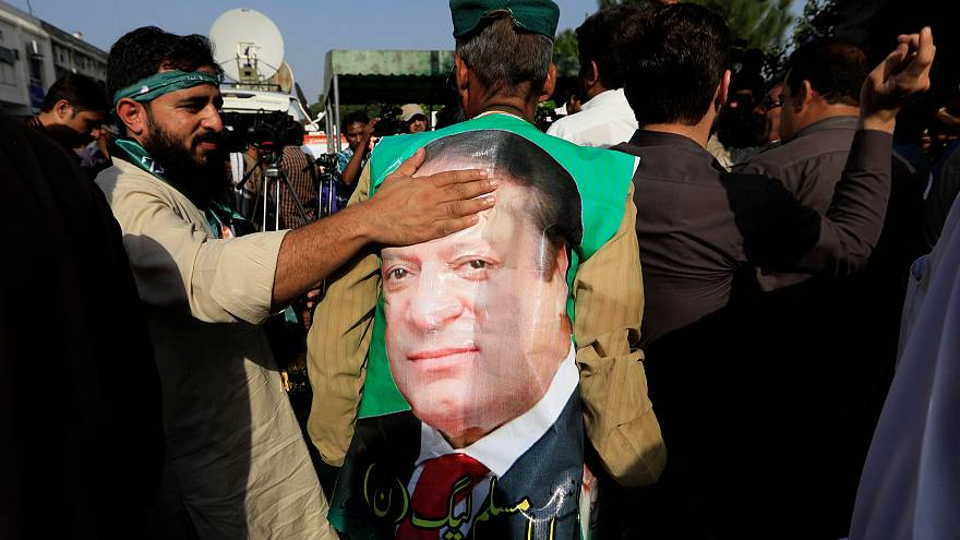 دادگاه عالی پاکستان به آزادی نواز شریف حکم داد