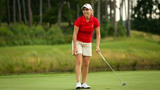 Amateur-Europameisterin Barquín auf dem Golfplatz erstochen
