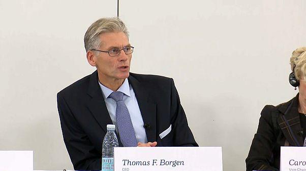 L'amministratore delegato di Danske Bank, Thomas Borgen