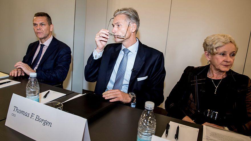 Aus für Danske Bank-Chef Borgen - Geldhaus spendet 200 Mio. Euro