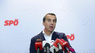 Österreichs Ex-Kanzler Kern tritt bei Europawahl an