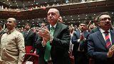 Erdoğan: Kriz mıriz yok, bundan sonra dolarla avro ile kira mira da yok