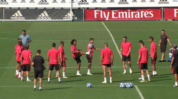 Madrid-Roma: el Campeón entra en escena