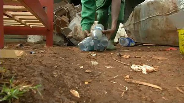 África Oriental le declara la guerra al plástico