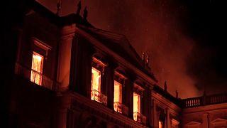 Unesco: Wiederaufbau des Museums in Rio dauert Jahre