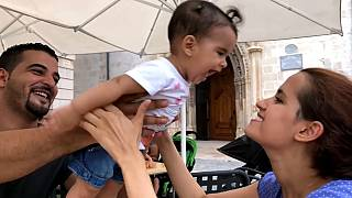 Raw Politics: the first Spanish steps of an Aquarius migrant family