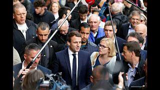 "Benalla: ""sosem voltam Macron testőre"""