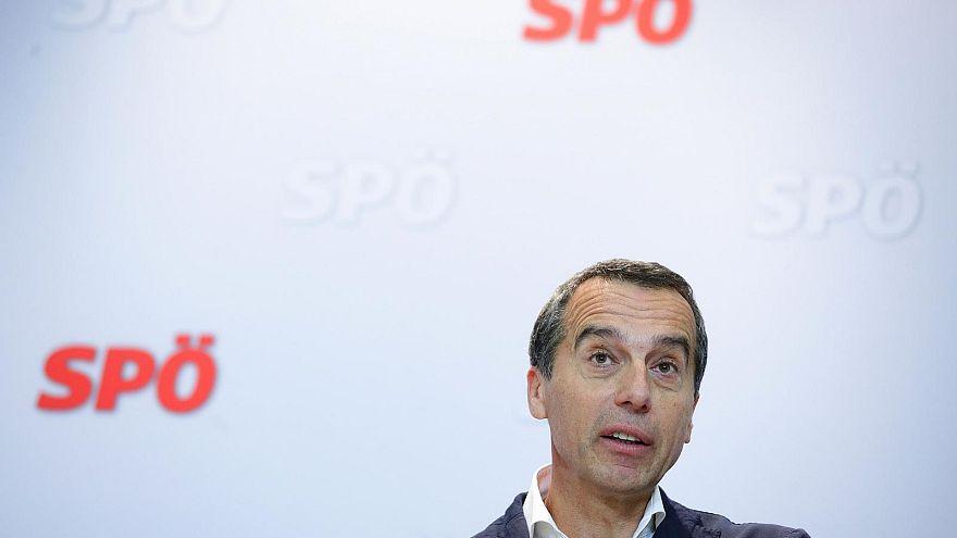 L'ex-chancelier autrichien Kern candidat à la succession de Juncker