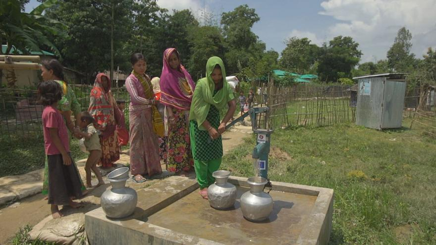 Water management: an example of Bangladeshi-Rohingya cooperation