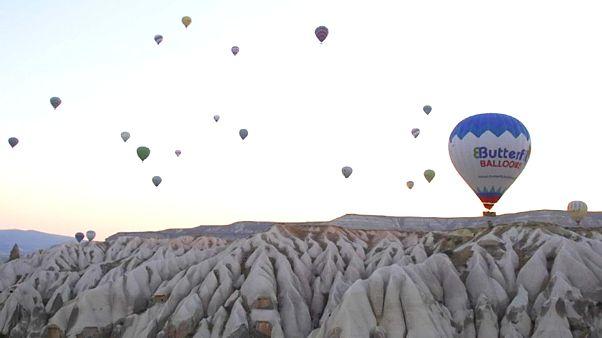 Полет в Каппадокии