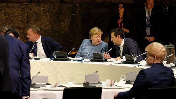 Τσίπρας - Αναστασιάδης : «Το μεταναστευτικό είναι ευρωπαϊκό πρόβλημα»