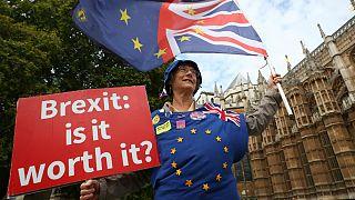راه دشوار برکسیت؛ بریتانیا خواستار انعطاف اتحادیه اروپا شد