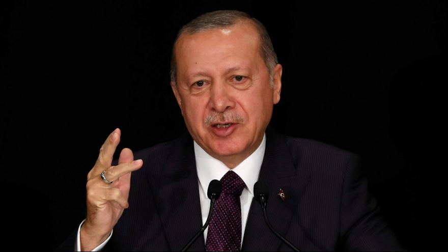 اردوغان: رابطه با آمریکا به کمک تجارت تقویت می شود