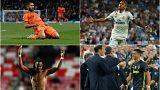 Şampiyonlar Ligi'nde ilklerin gecesi: Ronaldo kırmızı kart gördü, Lyon M. City'yi deplasmanda yendi