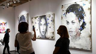 Çağdaş sanatın İstanbul durağı: 13. Contemporary İstanbul Fuarı açıldı
