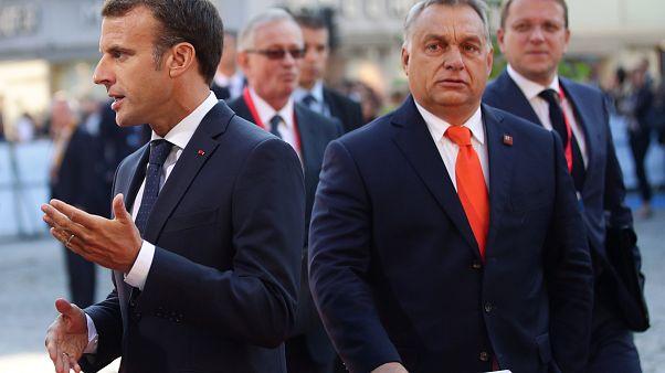 Geld statt Flüchtlinge? Migration und Brexit Top-Themen beim EU-Gipfel in Salzburg